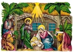 Julen och Jesus
