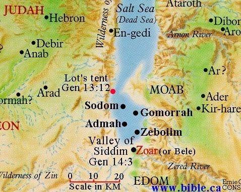 Sodom och Gomorra